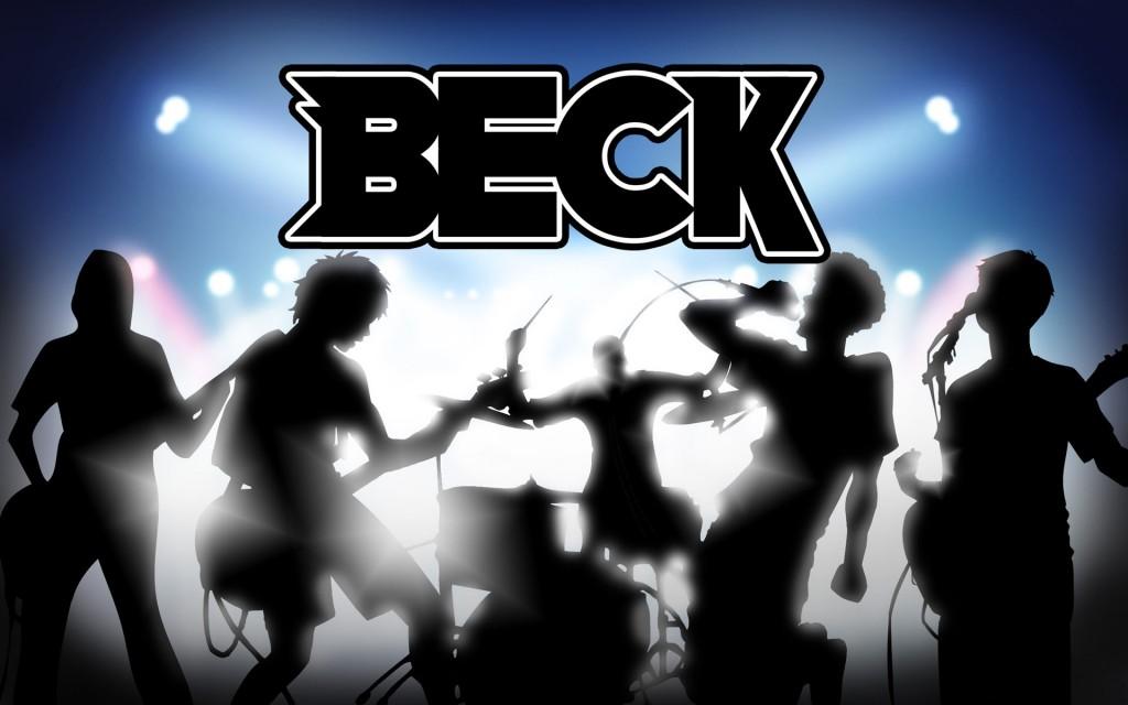Capa Beck