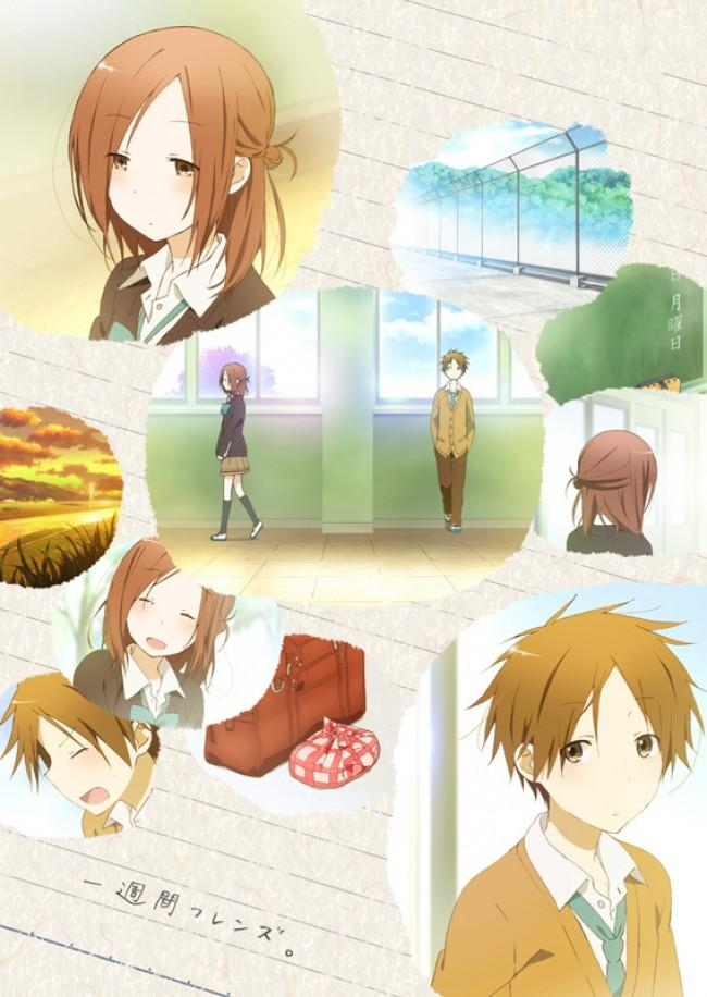 Capa Isshuukan Friends