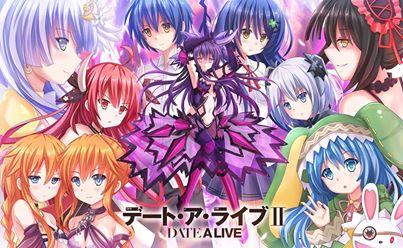 Date a Live II BD