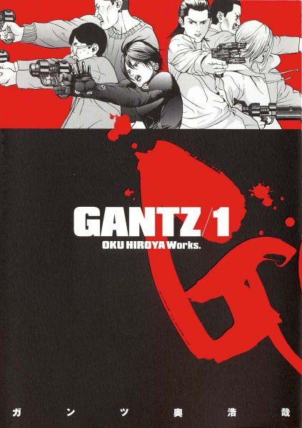 Gantz vol 01