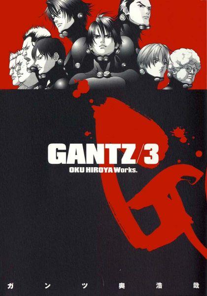Gantz vol 03