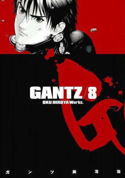 Gantz vol 08