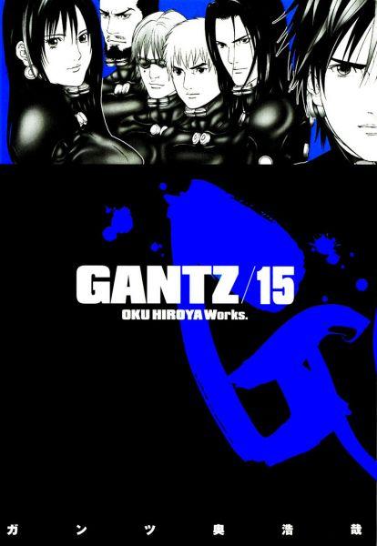 Gantz vol 15