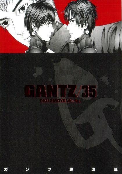Gantz vol 35