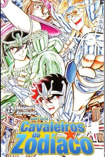 Saint Seiya vol 22