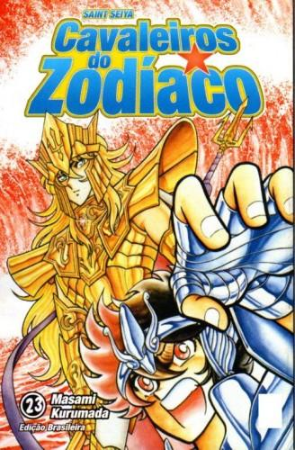 Saint Seiya vol 23