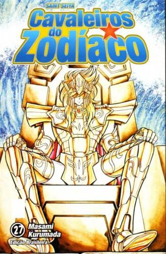 Saint Seiya vol 27