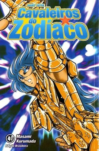 Saint Seiya vol 41