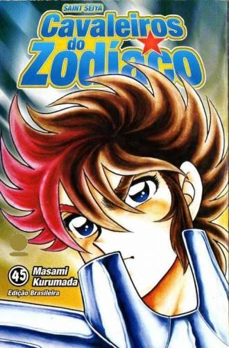 Saint Seiya vol 45