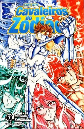 Saint Seiya vol 07