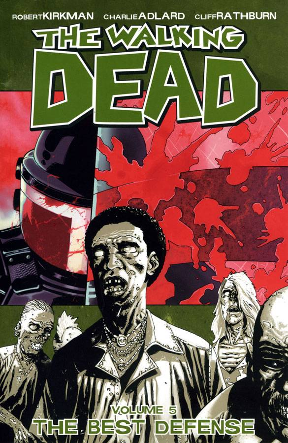 The Walking Dead vol 05