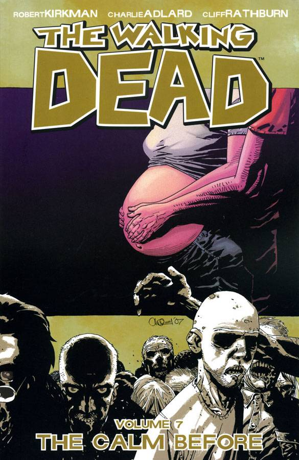The Walking Dead vol 07