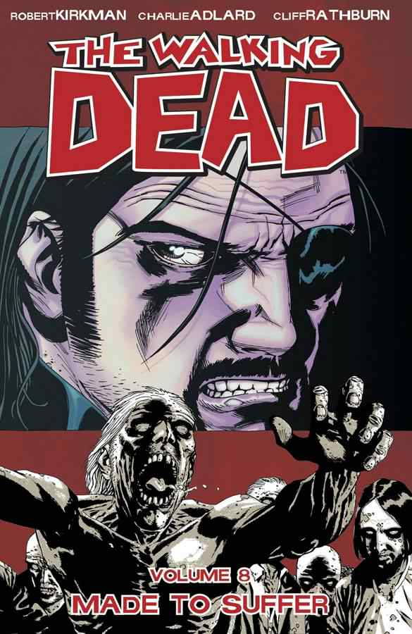 The Walking Dead vol 08