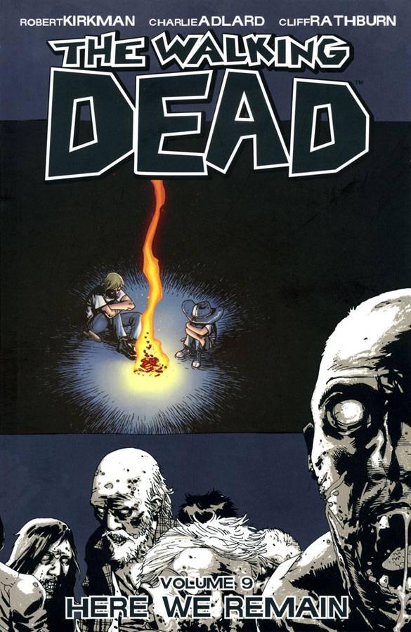 The Walking Dead vol 09