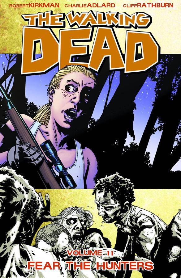 The Walking Dead vol 11