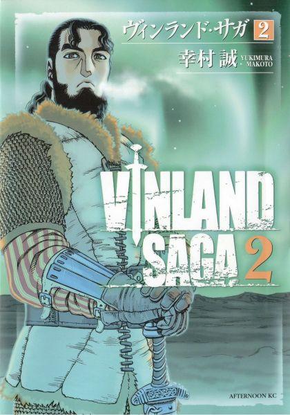 Vinland Saga vol 02
