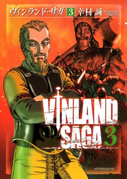 Vinland Saga vol 03