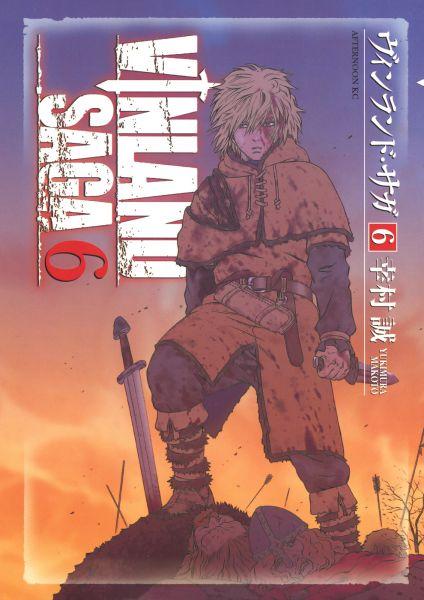 Vinland Saga vol 06