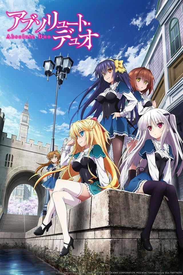 Capa Absolute Duo