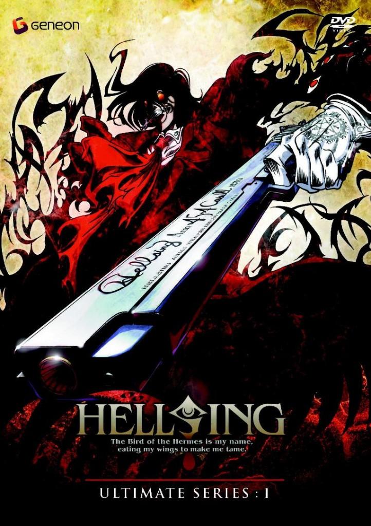 Capa Hellsing
