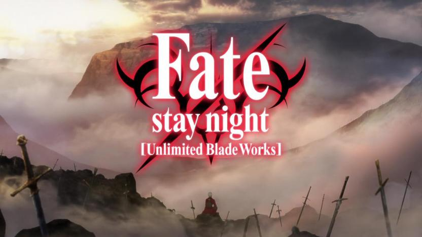 Fate UBW 2nd