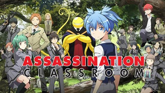 Ansatsu Kyoushitsu (Assassination Classroom)