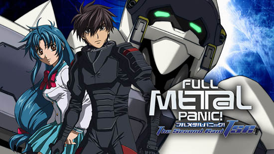 Full Metal Panic! - The Second Raid