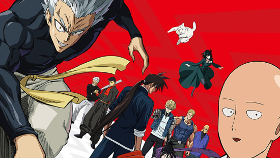 One Punch Man 2nd
