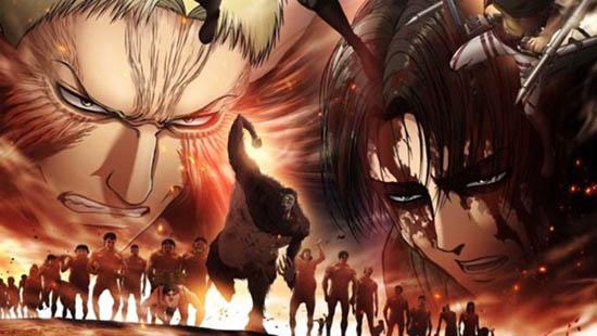 Shingeki no Kyojin 3 - Parte 2