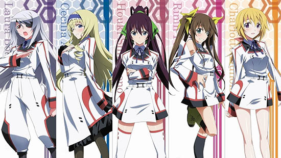 IS – Infinite Stratos