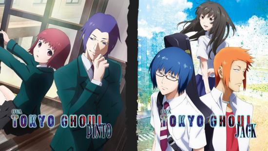 Tokyo Ghoul Jack Watch Online